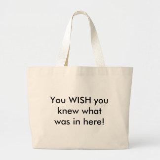 Fourre-tout enorme de achat grand sac