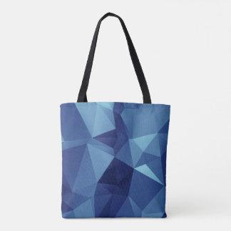 Fourre-tout géométrique sac