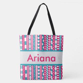 Fourre-tout personnalisé d'Ariana Sac