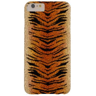 Fourrure d'animal de tigre de Bengale Coque Barely There iPhone 6 Plus