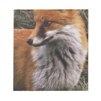 Fox Bloc-note