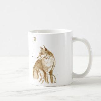 Fox de café mug