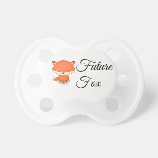 Fox de Fuure - 0-6 mois de tétine de BooginHead®