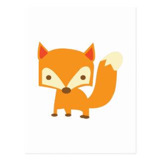 Fox de Sly Cartes Postales