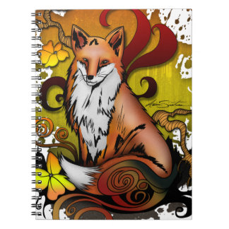 Fox extérieur carnet