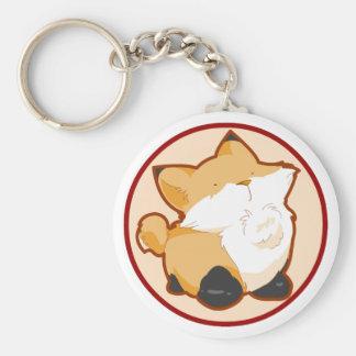 Fox Keychain Porte-clef