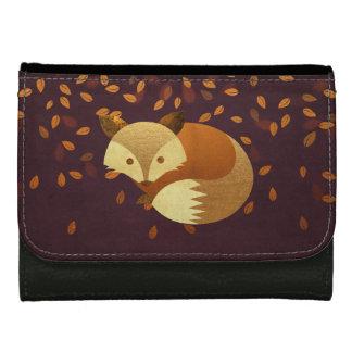 Fox mignon d'automne