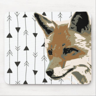 Fox Mousepad Tapis De Souris