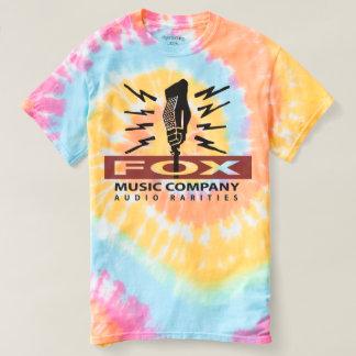 Fox Music Company teignent en nouant le T-shirt