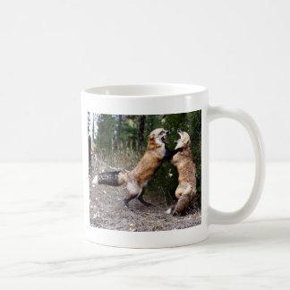 Fox rouge - Danse Mug