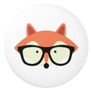 Fox rouge de hippie mignon