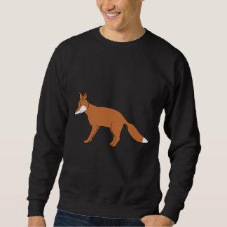 Fox. rouge sweatshirt