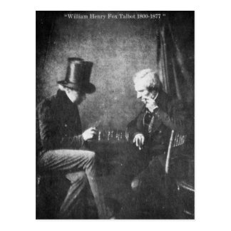 Fox Talbot de William Henry Carte Postale