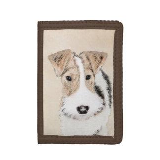 Fox Terrier de fil
