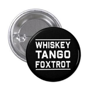 Fox-trot de tango de whiskey badge