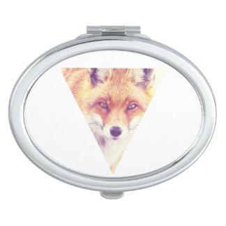 Foxe Eyes Miroirs De Voyage