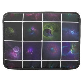 Fractal collection poches pour macbook