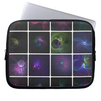 Fractal collection trousses pour ordinateur portable