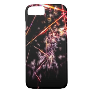 Fractale abstraite de Big Bang Coque iPhone 7