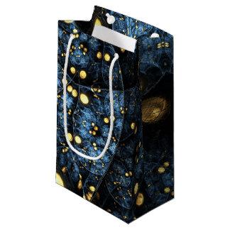 fractale abstraite de conception petit sac cadeau