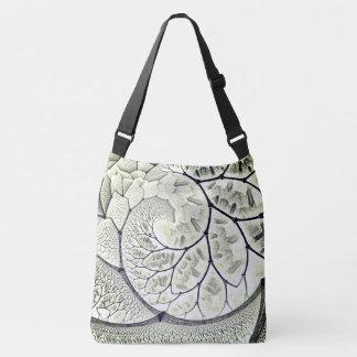 fractale abstraite de conception sac