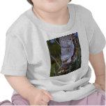 Fractale de hibou t-shirt