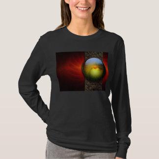 Fractale de troisième oeil de magie t-shirt