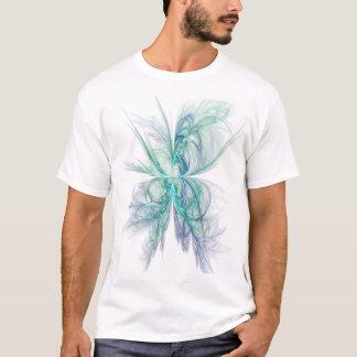 Fractale d'énergie psychique t-shirt