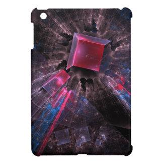 Fractale noire coques pour iPad mini