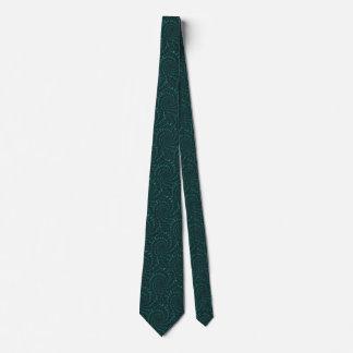 Fractale verte cravates