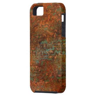 Fractales abstraites de Digitals - cas de l iPhone Coque iPhone 5 Case-Mate