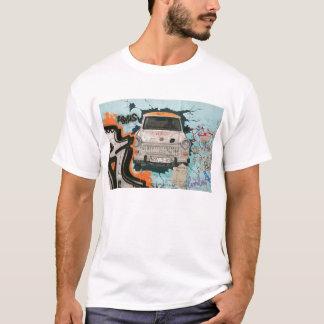 Fragment de mur de Berlin T-shirt