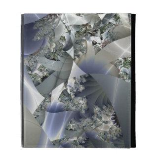 Fragments Abstract Fractal Coque iPad
