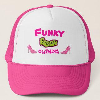 frais, pinkpump, rose, génial, habillement casquette