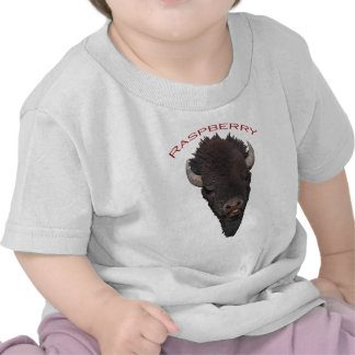 Framboise de bison t-shirt