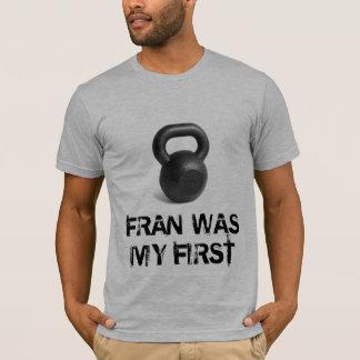 Fran était mon premier T-shirt