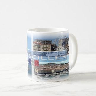 Franc France - Marseille - Mug