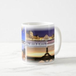Franc France - Paris - Mug