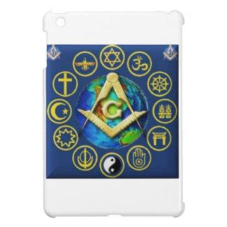 Franc-maçonnerie toutes les religions coque iPad mini