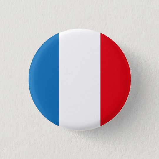 FRANCE French Flag Pin Button Badge