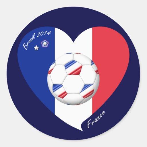 «FRANCE» Soccer Team. Football de la France 2014