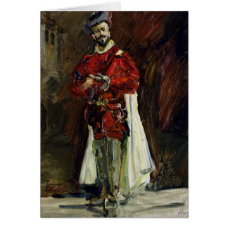 Francisco D'Andrade comme Don Giovanni, 1912 Cartes