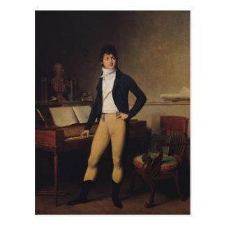 Francois Adrien Boieldieu 1800 Carte Postale