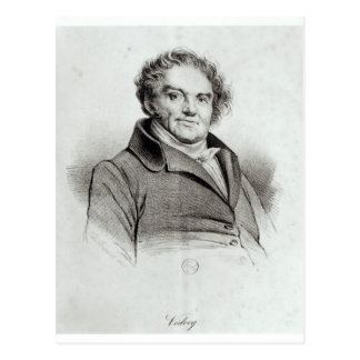 Francois Eugene Vidocq Carte Postale