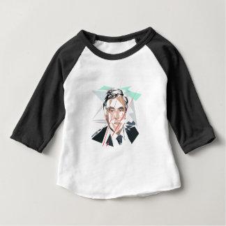 Francois Fillon avant pénéloppe gate T-shirt Pour Bébé
