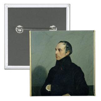 Francois Guizot Badge Carré 5 Cm