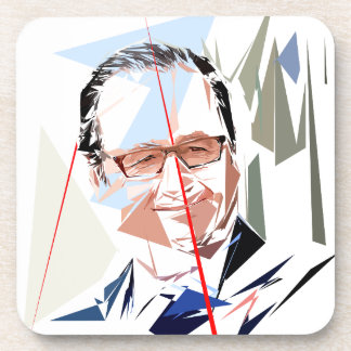 François Hollande Dessous-de-verre