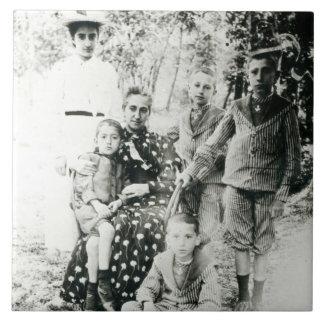 Francois Mauriac (1885-1970) en tant qu'enfant (ph Grand Carreau Carré