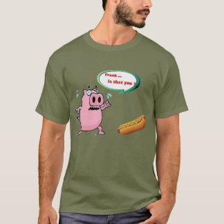 Frank, est que vous ? conception drôle de T-shirt