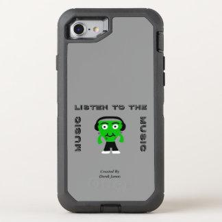 FrankenCheese écoutent l'iPhone 7 d'Apple de Coque Otterbox Defender Pour iPhone 7